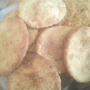 вкусное печенье на йогурте