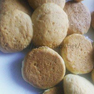 Печенье домашнее